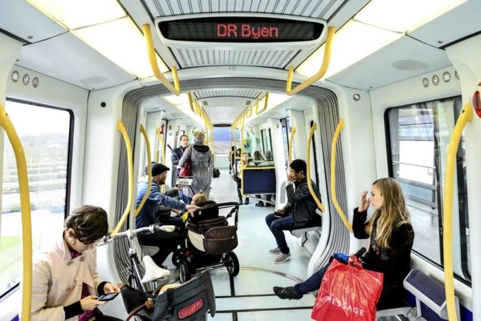 """Dit kan Antwerpen leren van Kopenhagen: """"Twee minuten wachten op de trein? Dat is balen!"""""""