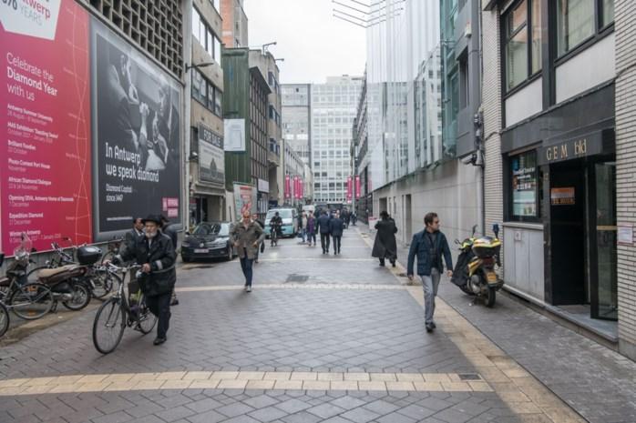 """Nieuwe bank voor diamantairs in Antwerpen, maar """"sector zit nog altijd met groot probleem"""""""