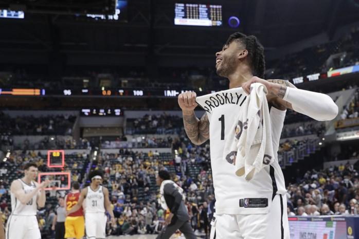 NBA. Brooklyn en Orlando mogen naar play-offs, Warriors geven nog eens gas