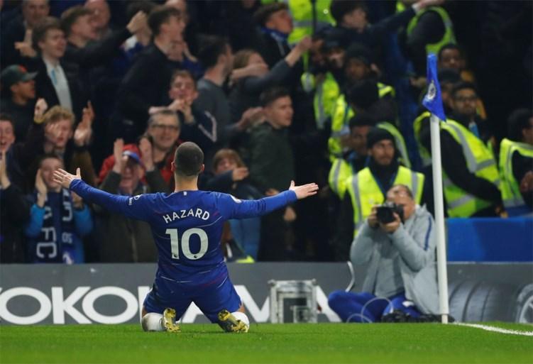 """De fenomenale solo waarmee Eden Hazard monden deed openvallen: """"Dit was een speciale"""""""