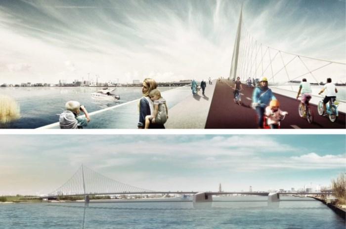 """Hoe zit het nu eigenlijk feitelijk met de fietsersbrug over de Schelde? """"2025 moet haalbaar zijn"""""""
