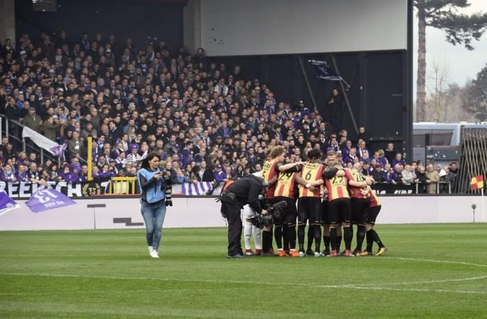 KV Mechelen oefent tegen Lokeren (10/04) en Thes (18/04)