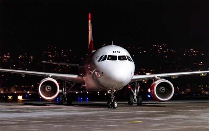 Miljoenen euro's gestolen bij overval op vliegtuig van Austria Airlines in Albanese hoofdstad Tirana