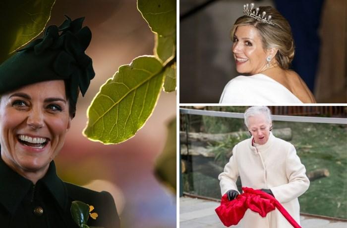 ROYALS. Zo willen Kate Middleton en prins William verstoppertje spelen. En deze royal is straks prinses af