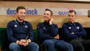 """Deceuninck - Quick Step start met drie kopmannen in Parijs-Roubaix: """"Wij hebben nooit gedacht dat we onoverwinnelijk waren"""""""