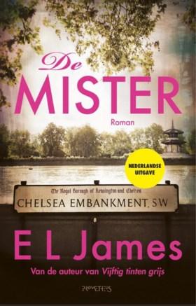 Nieuw erotisch boek van 'Fifty Shades'-auteur verschijnt meteen in het Nederlands