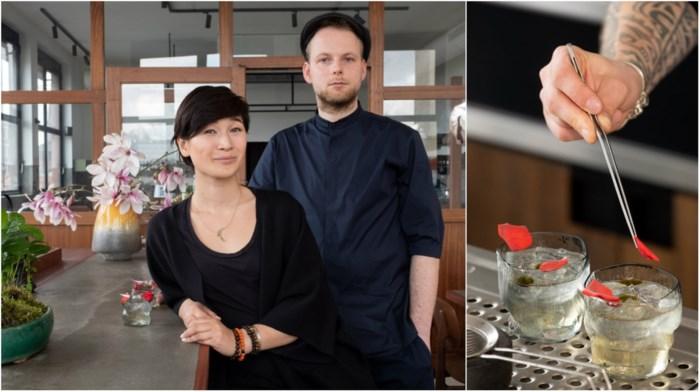 Atelier Morel verheft foodpairing tot kunst in labo Stadsbrouwerij De Koninck