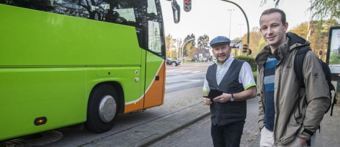 Proefproject gestart: voor 4,99 euro met Flixbus van Turnhout naar Eindhoven