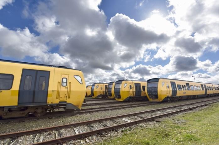 Eén dode bij ontploffing op lege stilstaande trein in Nijmegen