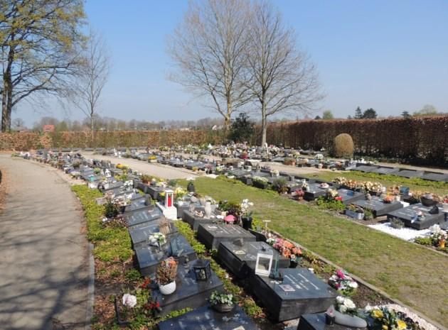 Uitgebreid plan om begraafplaatsen te vergroenen