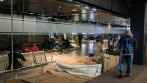 Gedeelte Noordstation wordt 's avonds hermetisch afgesloten om veiligheid te verbeteren