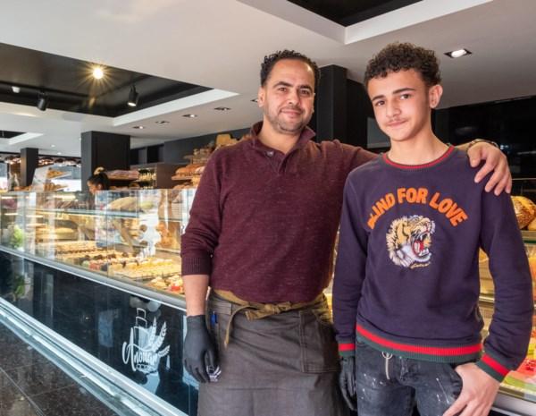 """Bakkerij-patisserie opent grote vestiging: """"Voor mijn zoon Anouar maakte ik deze zaak nog mooier"""""""