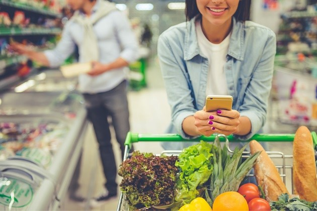 Afvallen? Deze app helpt je de gezondste keuzes te maken in de supermarkt