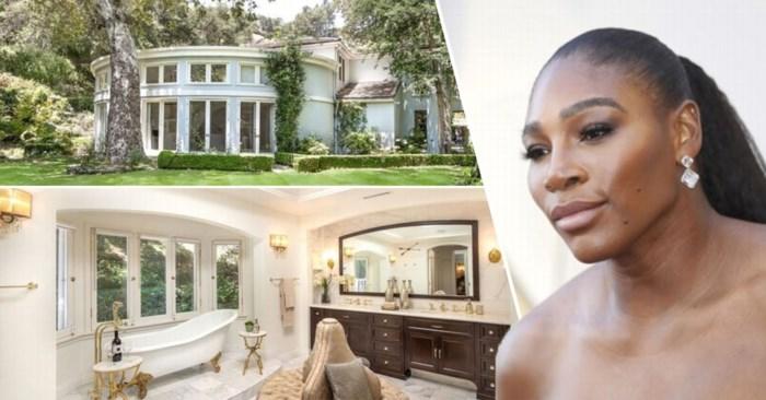 Serena Williams is eindelijk verlost van haar woning, maar wel pas na forse prijsverlaging