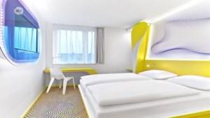 In dit nieuw hotel op het Eilandje kan je binnenkort ook beleggen in kamers