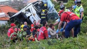 Busongeval Madeira: 27 van de 29 doden zijn Duitsers