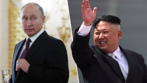 Kim Jong-un en Poetin ontmoeten elkaar eind april in Rusland
