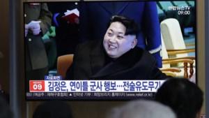 Kim Jong-un superviseert test met nieuw tactisch wapen