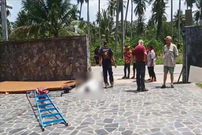 Zoon (15) van Belg sterft onder garagepoort in Pattaya