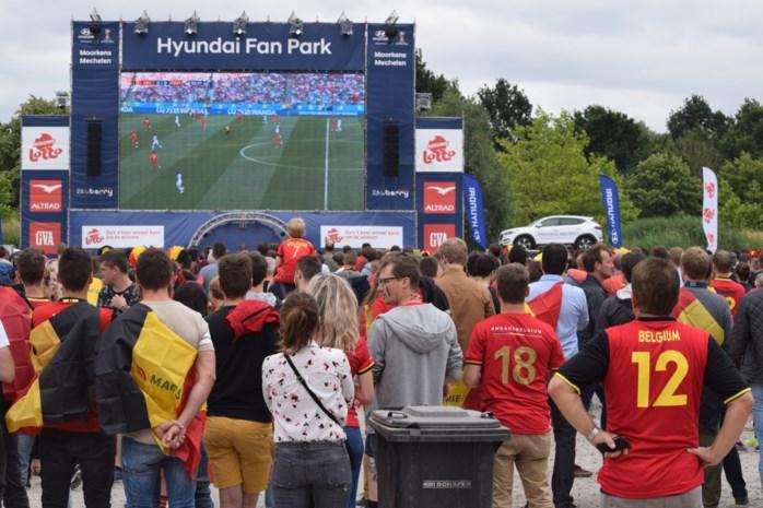 KV Mechelen plaatst groot scherm in AFAS Stadion tijdens bekerfinale op 1 mei