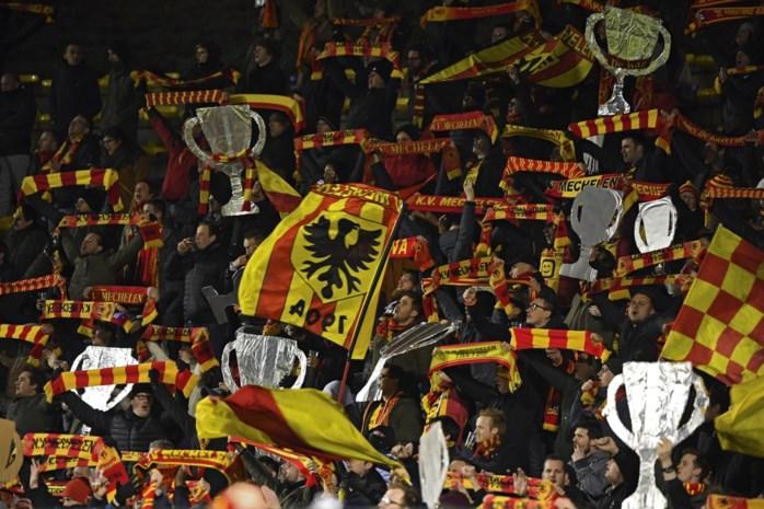 KV Mechelen en AA Gent roepen op tot vuurvrije bekerfinale