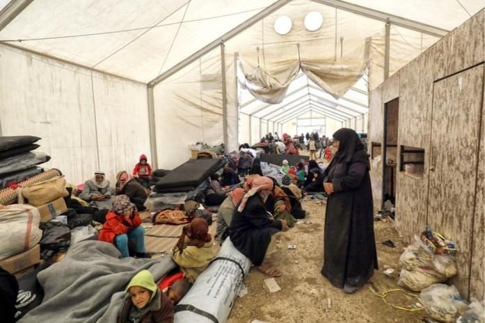 Bonte luidt alarmbel over Belgische kinderen in Syrische kampen