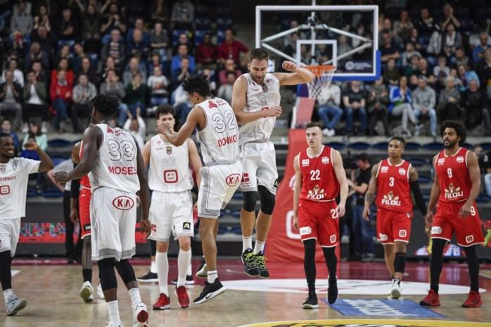 Waanzinnig programma voor Antwerp Giants voor en na Final Four