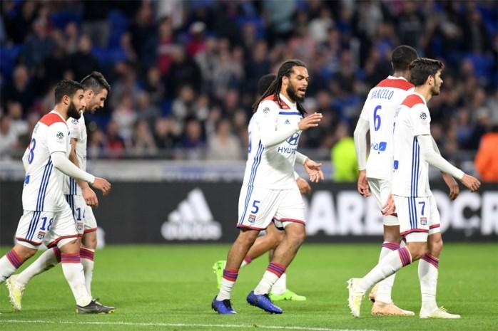 Denayer en Lyon knopen opnieuw aan met zege in Franse Ligue 1