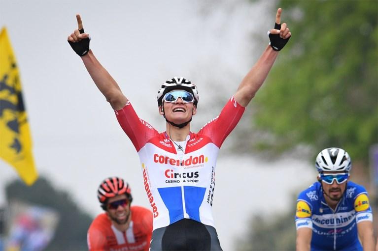 """Philippe Gilbert gaat voor vijfde zege in Amstel Gold Race: """"Ik ben er klaar voor"""""""