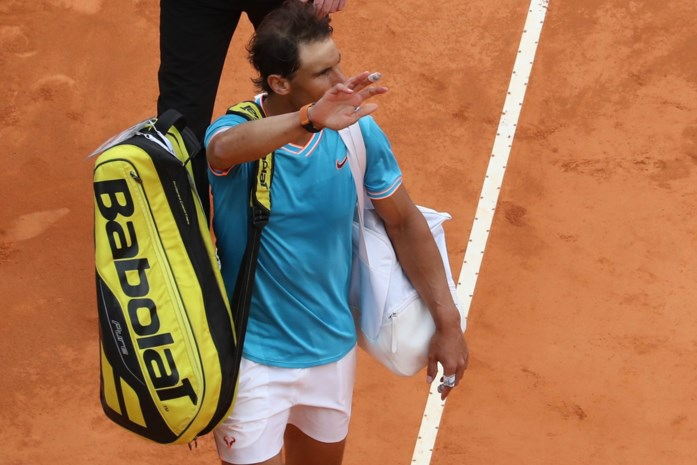 Verrassing in Monte Carlo: Rafael Nadal sneuvelt in halve finale, Dusan Lajovic en Fabio Fognini strijden om de titel