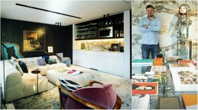 BINNENKIJKEN. Penthouse in hartje Antwerpen met de luxe uitstraling van een boetiekhotel