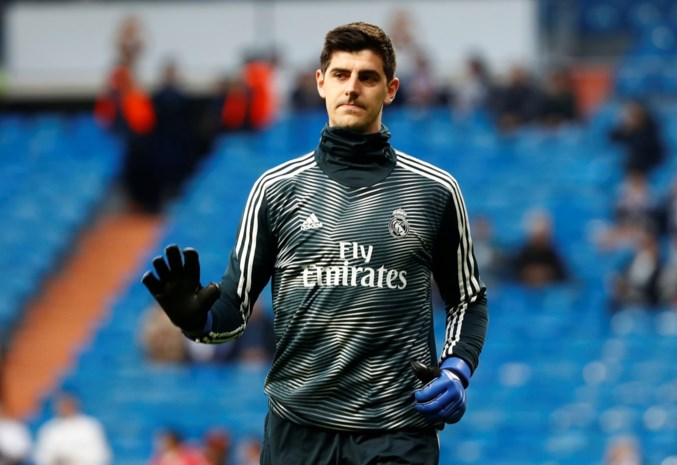 Nog steeds geen Thibaut Courtois in selectie Real Madrid