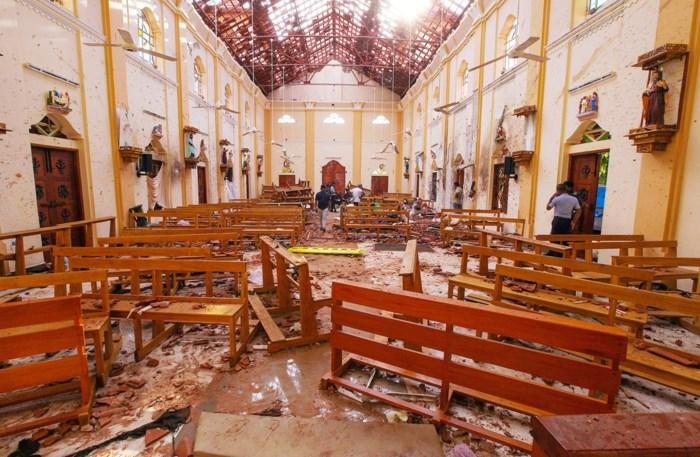 Zelfgemaakte bom gevonden bij vliegveld Sri Lanka na dodelijke aanslagen