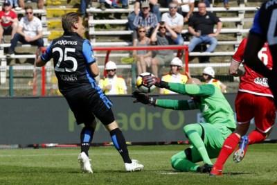 De spelersbeoordelingen na Antwerp - Club Brugge: doelmannen beslissend