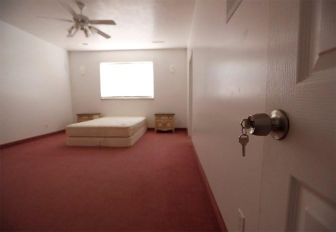 Veelpleger sluit vriendin op in eigen appartement