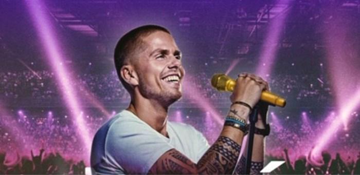 André Hazes Jr. maakt datum van nieuw concert in Lotto Arena bekend