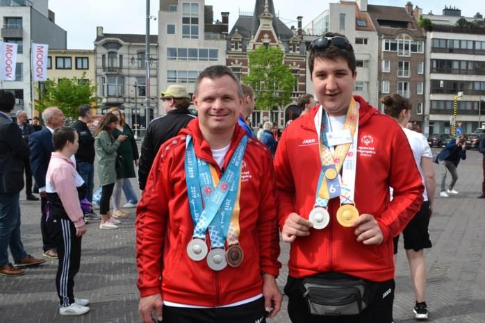 Atleten helemaal klaar voor feesteditie Special Olympics