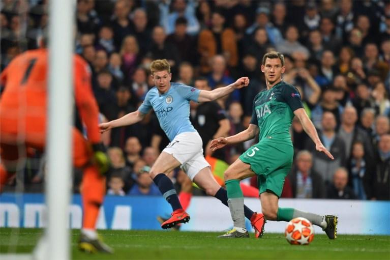 """Engelse pers looft """"outstanding"""" De Bruyne na """"één van de mooiste voetbalavonden ooit"""""""