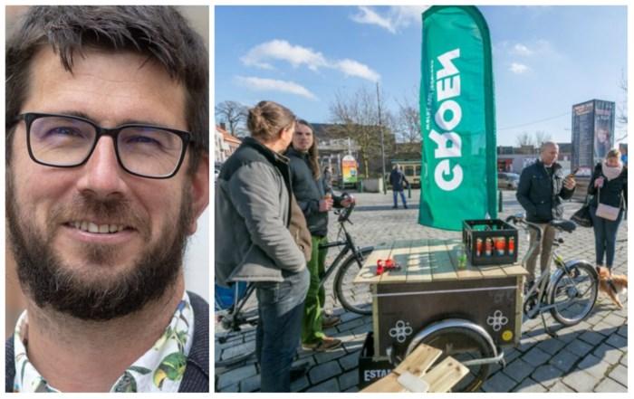 Joachim Van der Auwera nieuwe voorzitter van Groen Heist