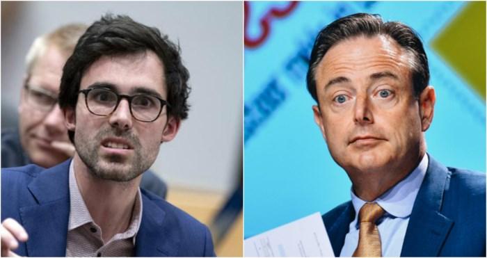 De Wever vindt na 'baarlijke duivel Di Rupo' nieuwe vijand in 'premier Calvo'