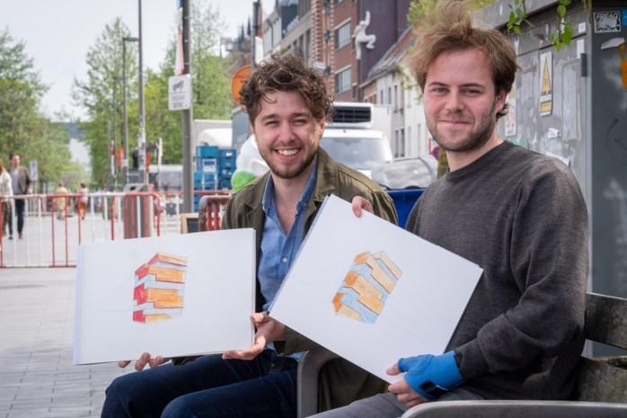 Stadswandeling laat deelnemers iconische gebouwen tekenen