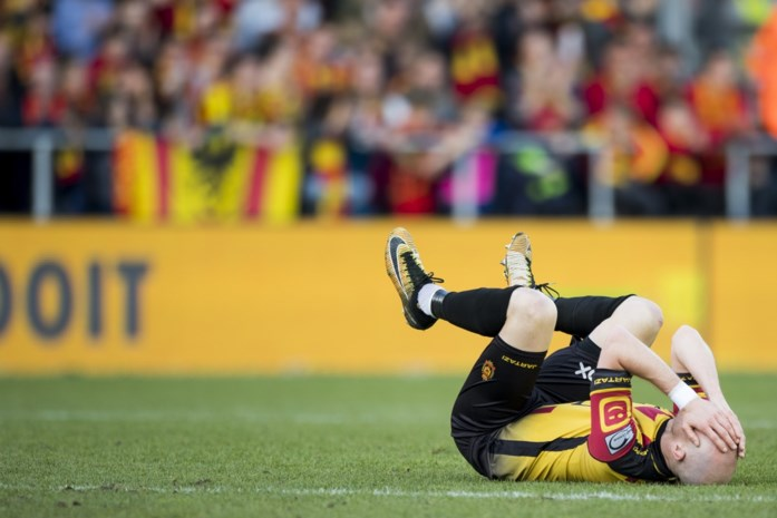 Als KV Mechelen naar rechter stapt, dreigt het te degraderen naar amateurs
