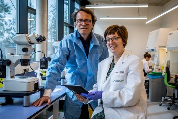 """HistoGeneX en UAntwerpen werken samen:""""We proberen de trucjes van een tumor in kaart te brengen"""""""