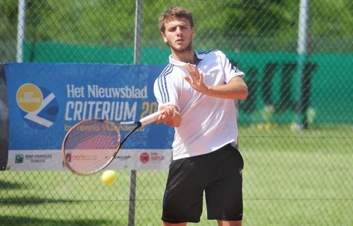 Belgische tennisspeler maand geschorst voor weddenschappen