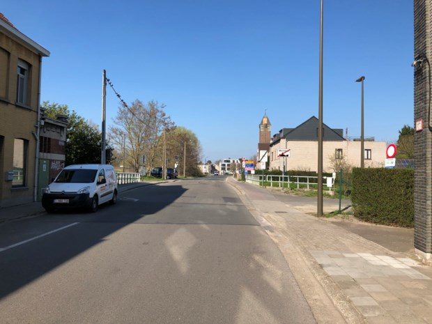 Aannemers voeren laatste werken uit in omgeving Grote Nieuwedijkstraat: plaatselijk hinder