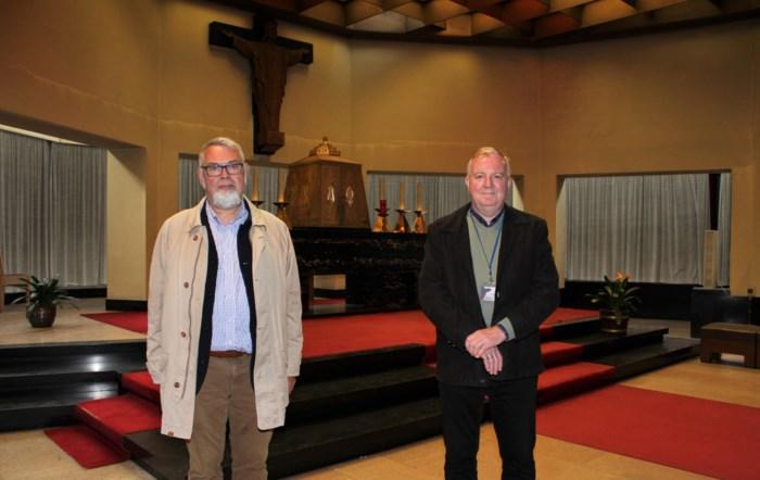 """""""Timmermans noemde de Heilig Hartkerk een onvoltooide symfonie"""""""