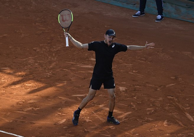 David Goffin krijgt wildcard voor ATP Estoril