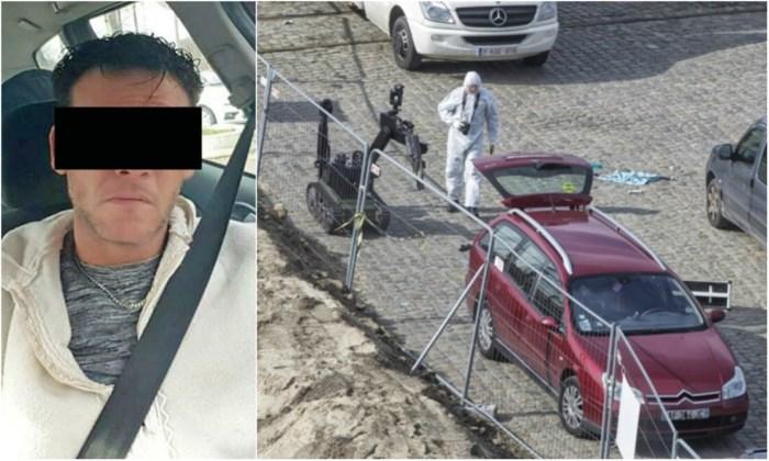 Federaal parket eist twee jaar cel tegen dronken Meir-terrorist