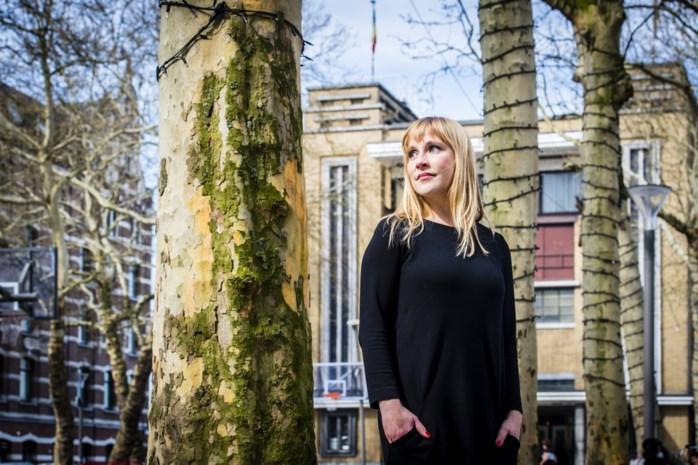 """Actrice Kyoko Scholiers uit 'Geub': """"Ik hou veel van de oude cafés die er in Antwerpen nog zijn"""""""