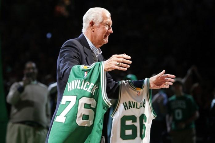 """NBA rouwt om John """"Hondo"""" Havlicek, de topschutter aller tijden van de Boston Celtics die nooit een finale verloor"""